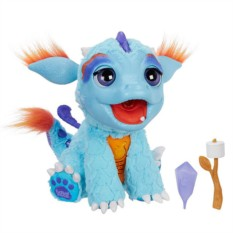 Интерактивная игрушка Hasbro Furreal Friends Милый дракоша