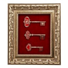Настенная ключница Ключи