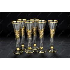 Набор бокалов для шампанского (6 шт)