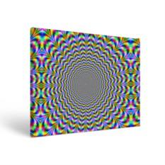 Холст Оптические иллюзии