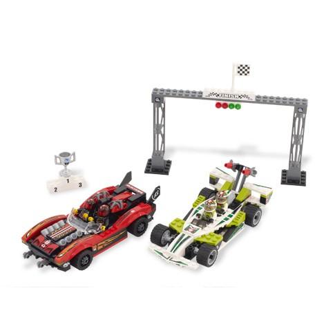 Lego Racers «Аварийная трасса»