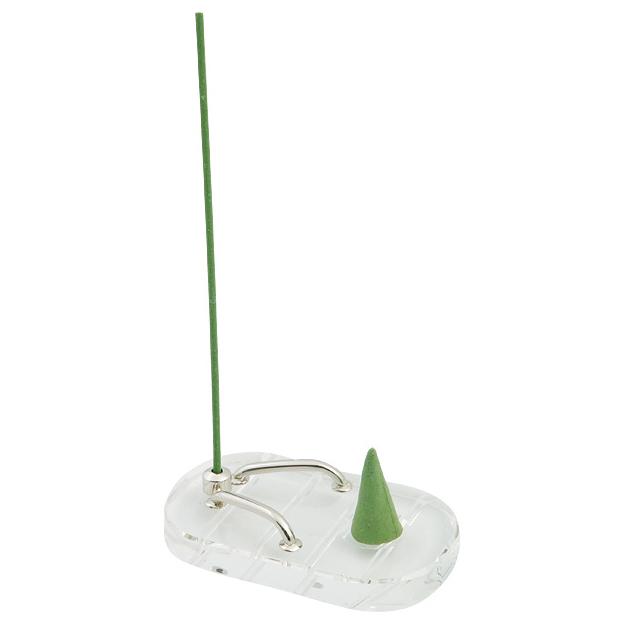 Подставка для аромотерапии (зелёный чай)