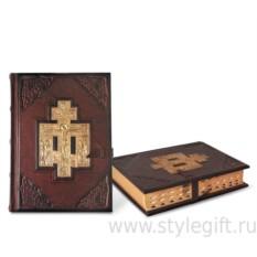 Большая библия. С индексами для поиска библейских книг
