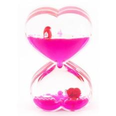 Розовый релаксант-капельки Сердца