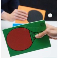 Блокноты для игры в пинг-понг