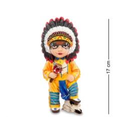 Статуэтка в стиле Фэнтези Вождь индейцев