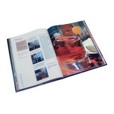 Книга с рецептами Коктейли. Упоительные сочетания