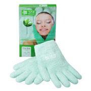 Гелевые SPA перчатки с алоэ вера