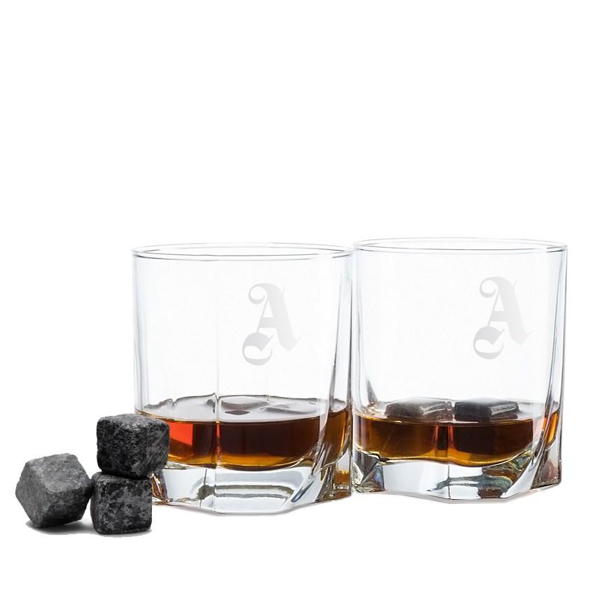 Набор для виски с инициалами