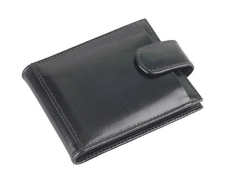 Кожаная визитница для 40 визиток, кредитных или дисконтных карт