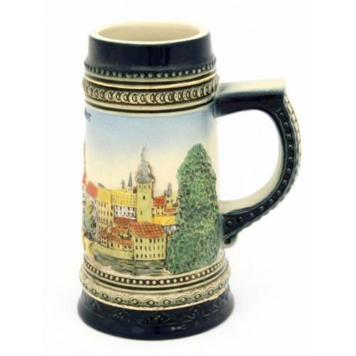 Кружка пивная Praha