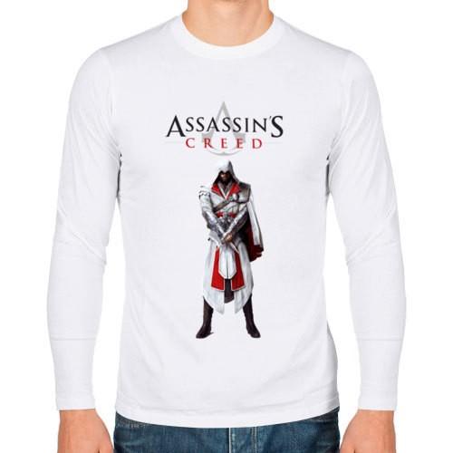 Мужская футболка с длинным рукавом Assassin`s Creed