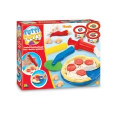 Набор с массой для лепки Bojeux Tutti Frutti Пиццерия