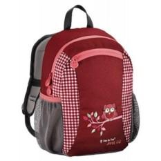 Красный детский рюкзак Junior Talent Cute Оwl
