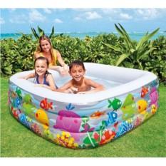 Надувной бассейн INTEX Аквариум для детей от 6 лет