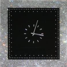 Настенные часы с кристаллами Swarovski Браслет