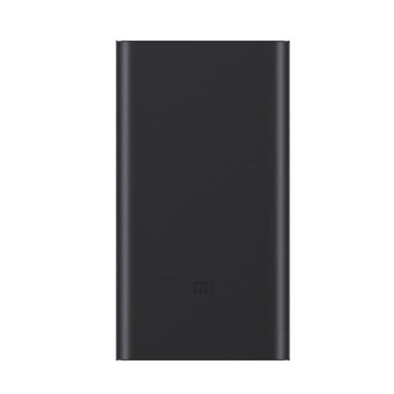 Темно-серый Power Bank Xiaomi Mi, модель PLM02ZM