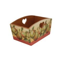 Открытый короб «Яблочный спас»