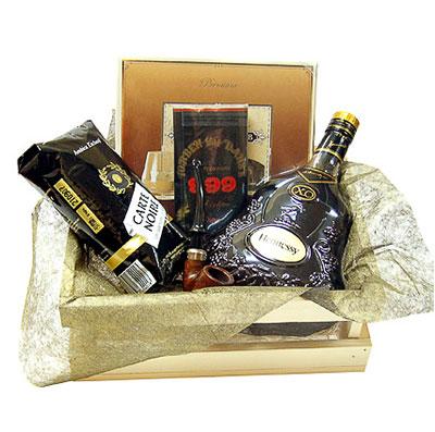 Подарочная корзина «Шерлок Холмс»