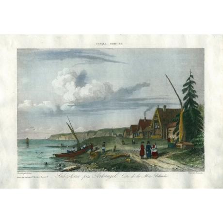 «Деревня под Архангельском»