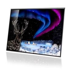 Картина Swarovski Ночная зимняя сказка