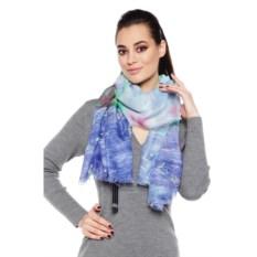 Женский шарф с цветочным принтом Mario Spado