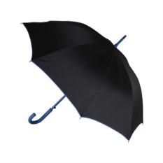 Зонт-трость Гилфорт с синей ручкой