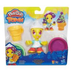 Игровой набор Play-Doh (Hasbro) Город. Фигурки