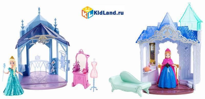Кукла Disney Princess Анна / Эльза