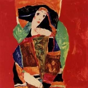 Репродукция картины Женский портрет