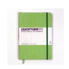 Записная книжка Medium Notebook Lime от Leuchtturm1917