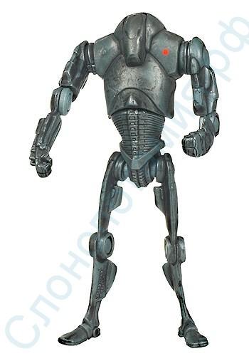 Фигурка Super Battle Droid, Hasbro