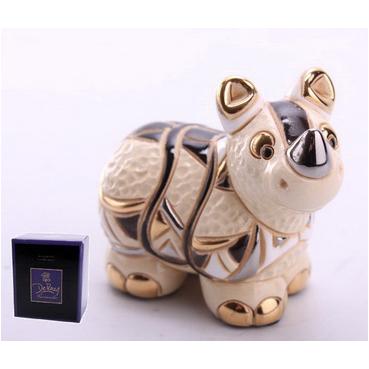 Статуэтка декоративная «Носорог»