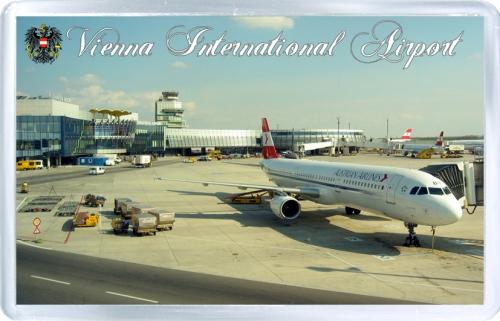 Магнит: Аэропорт Вена-Швехат (Австрия). Код VIE.