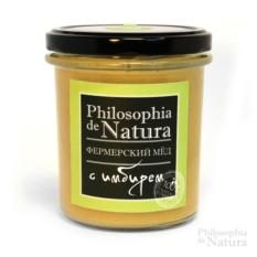 Фермерский мед с имбирем Philosophiya de natura