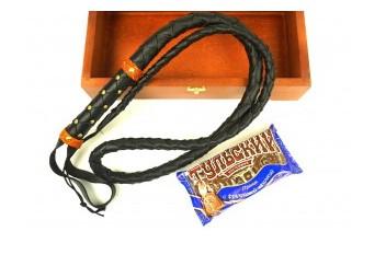 Подарочный набор Кнут и пряник, с гравировкой