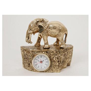 Часы-будильник «Слон»