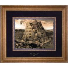 Картина Питер Брейгель «Вавилонская башня»