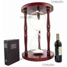 Песочные часы Гигант с белым песком, высота 60 см
