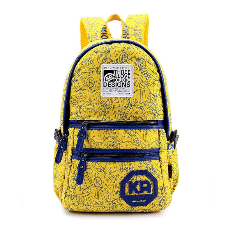 Городской рюкзак Yellow