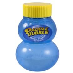 Бутылочка с мыльным раствором Paddle Bubble
