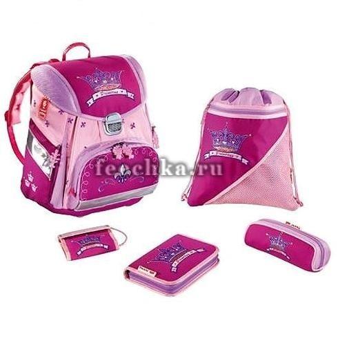 Школьный рюкзак Фея, с наполнением