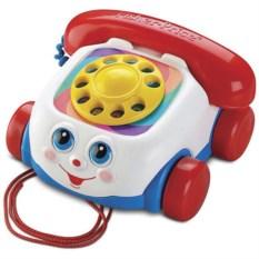 Развивающая игрушка Fisher-Price Говорящий телефон