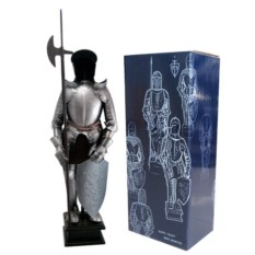 Фигурка рыцаря (металл, высота 45 см)