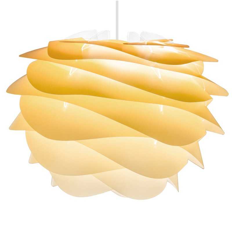 Желтый плафон Carmina mini