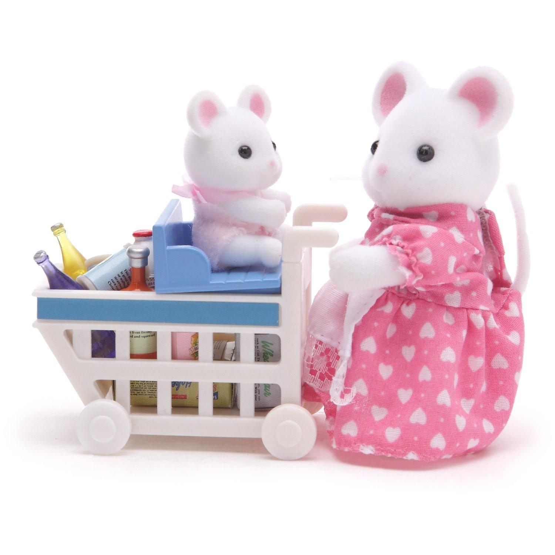 Набор Sylvanian Families Покупки в бакалее