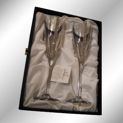 Набор бокалов для шампанского Конус от Regina Chinelli