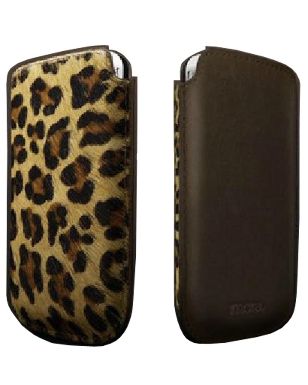 Чехол для iPhone 4 Leopard