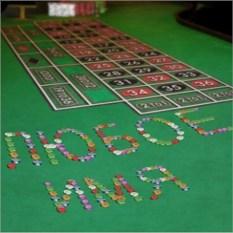 Именная открытка Азартный игрок