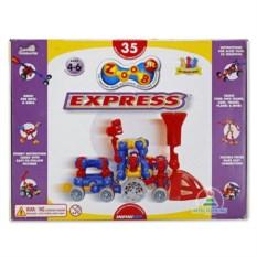 Конструктор Zoob на 35 элементов JR Express